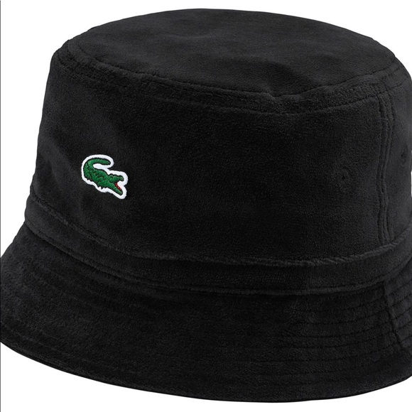 Supreme X Lacoste Bucket Hat b80b69c328b5